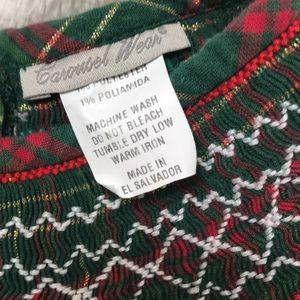 cd9ff178c Carousel Wear Dresses | Baby Girls Smocked Christmas Dress 12 Months ...